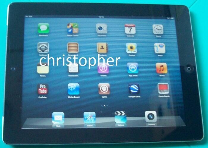 [Bandung] TERMURAH iPad 4 Retina 32GB Wifi + 4G, White, Mulus 97%