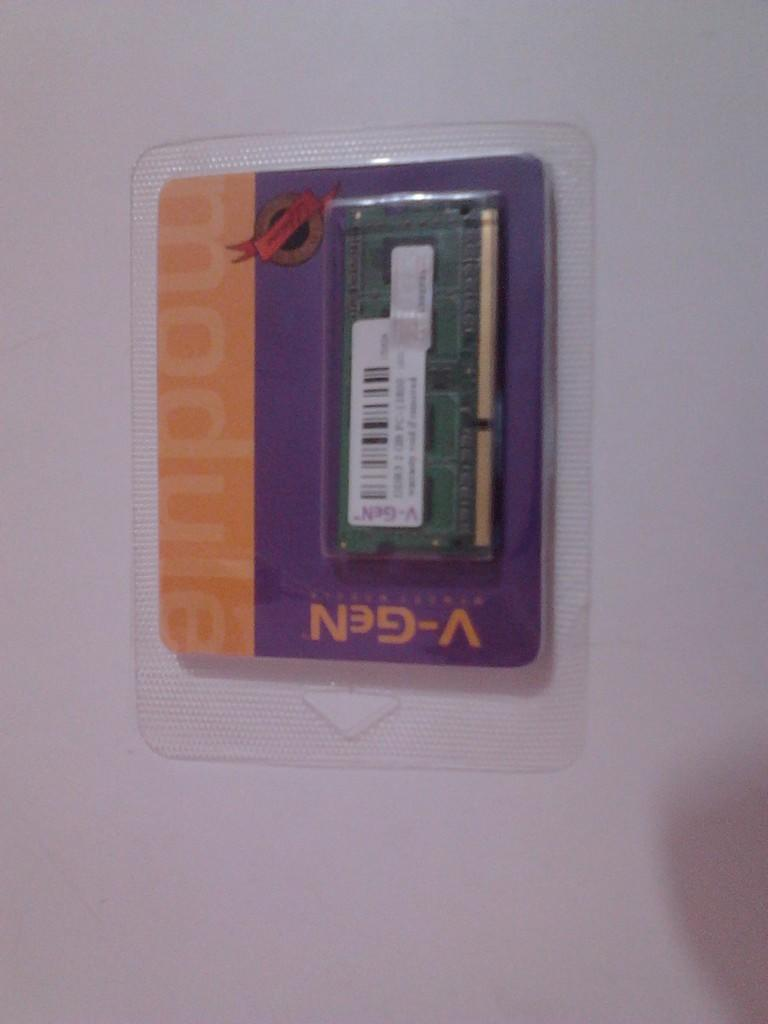RAM VGEN 2GB DDR 3 PC 12800 Lifetime Warranty