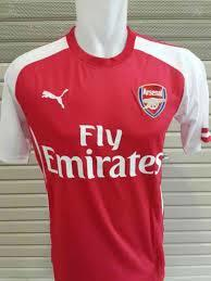 Jersey club 2014-2015 ARSENAL, City, CHELSEA, LIVERPOOL, TOTTENHAM, Manchester united