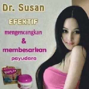 dr susan ( cream pembesar payudara )