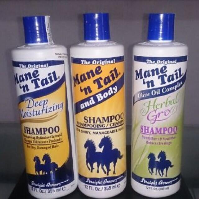 Shampo Mane N Tail Murah