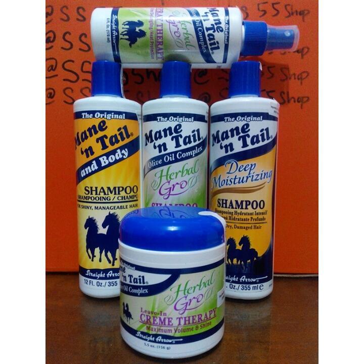 shampo kuda mane n tail original USA