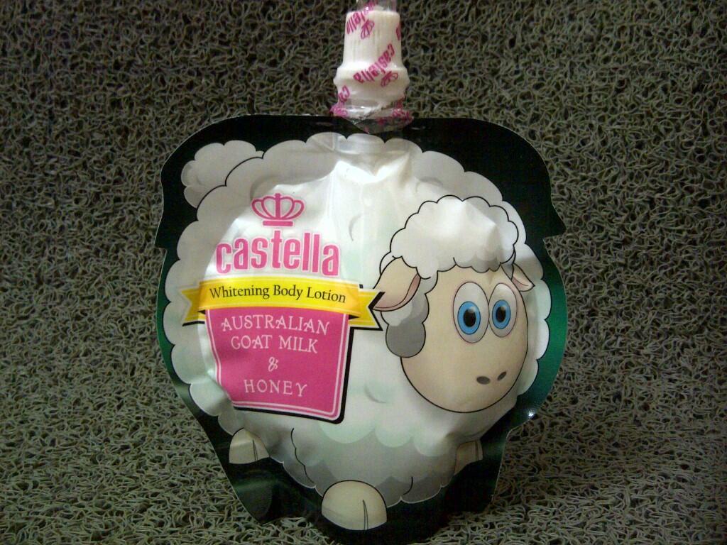 Castella Whitening Body Lotion Original