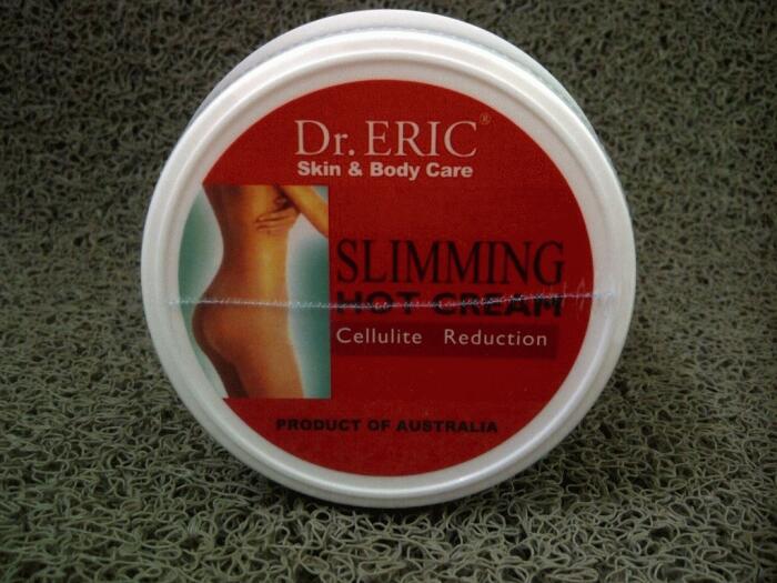 Dr. Eric Slimming Hot Cream Original Thailand (pelangsing)