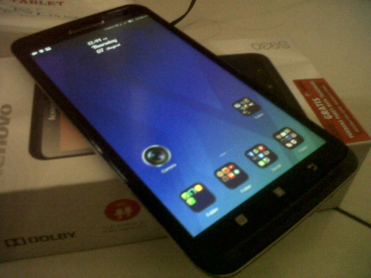 lenovo Phablet S930 OS KITKAT Grs resmi April 2015