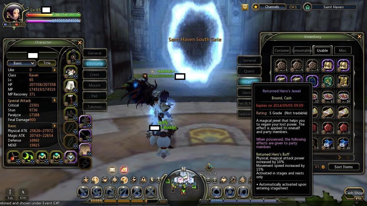 DN FHW Dragon Nest Server 2 (Cap Level 80 + Bringer) | KASKUS