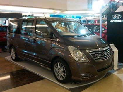 Promo Hyundai H1 XG CRDi NextGen 2014 Terbaru Dapatkan Diskon Spesial
