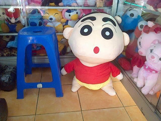 Terjual jual boneka shin chan murah meriah  911060870e
