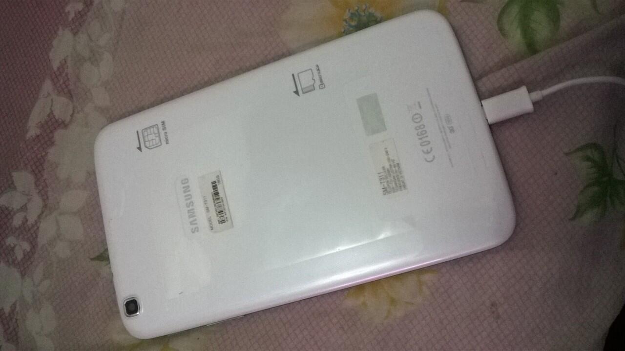 Samsung Galaxy Tab 3 SM-T311 8 inch 16Gb White Putih Semarang