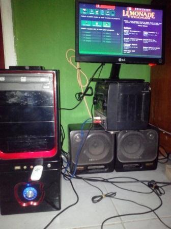 Dual Core E5700 Mobo G41 + LED LG E1642 Muraah....