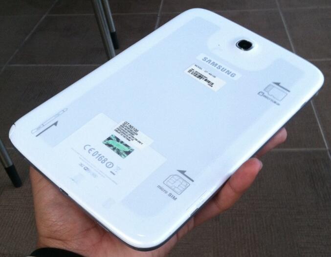 >> Galaxy Note 8inch, MSH GARANSI!! <<