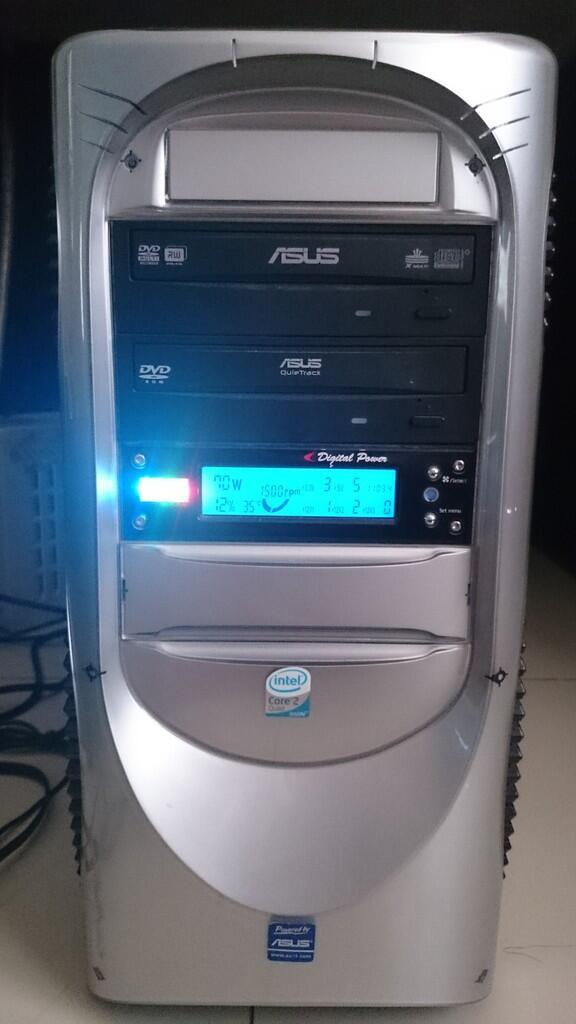 WTS Komputer Spek Gaming Core2Quad 2.4GHz
