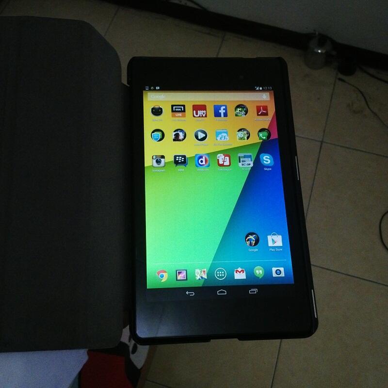 ASUS Nexus 7 generasi LTE 3G 32Gb( normal 5,3 jt gan) Butuh uang