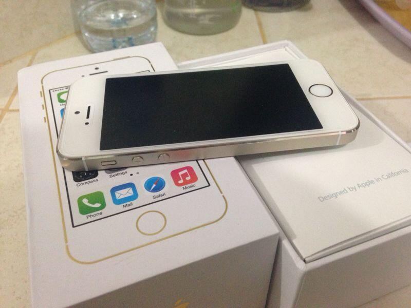 iphone 5s 16gb warna gold siapa cepat dia dapat