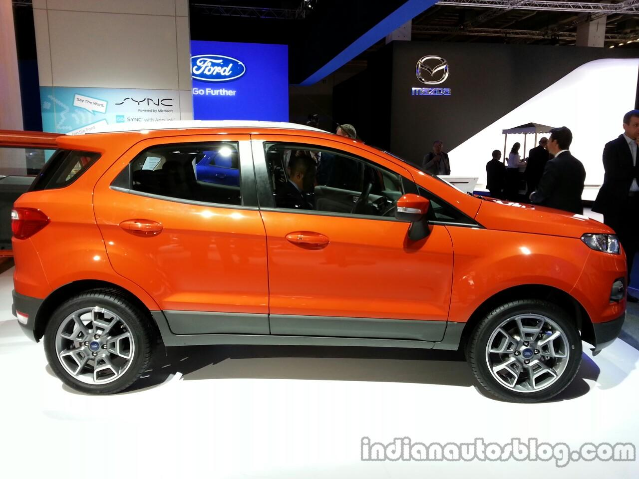 All New Ford Eco Sport Fords Latest Compact