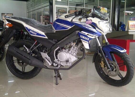 New vixion ks gp ( dealer resmi yamaha )
