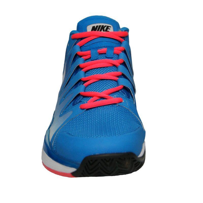 Sepatu Tennis Nike Zoom Vapor 9.5 Tour Blue Punch RF Logo s 100% ORIGINAL  PRODUCT a2b2315cfb
