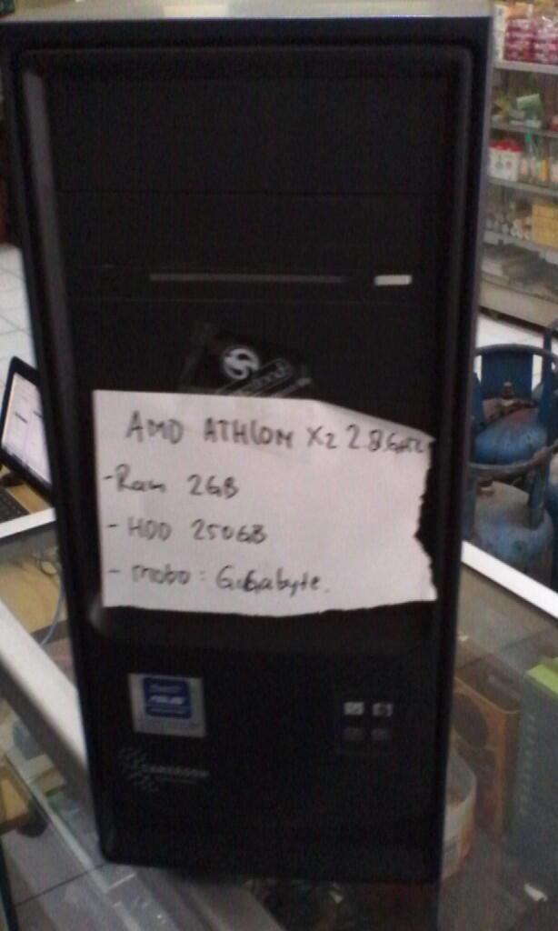 Amd Athlon X2 250