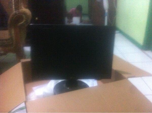 Komputer amd x2, ecs 880, Lcd 17,