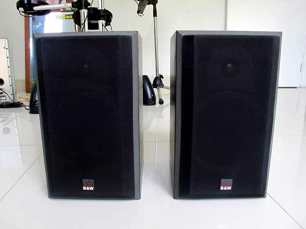 Terjual Speaker B U0026w Series 500