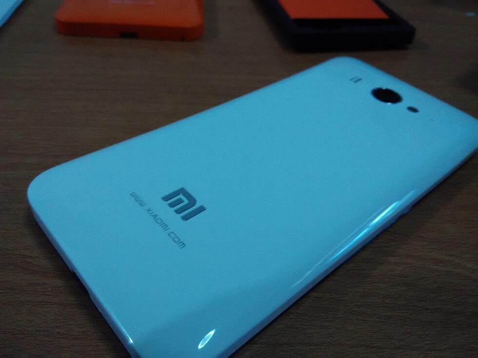 Xiaomi Mi2 2nd kondisi 99% mulus, full asesoris