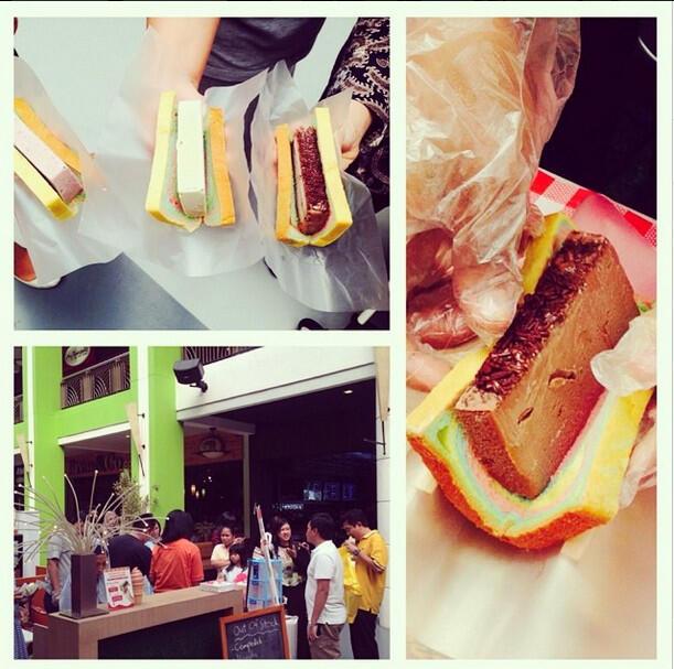 Dicari Investor Serius untuk Usaha Kuliner Es Potong Sandwich Di Jakarta