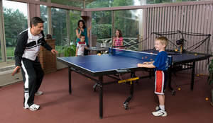 Robot Tenis Meja Ping Pong - NEWGY ROBOPONG 2050