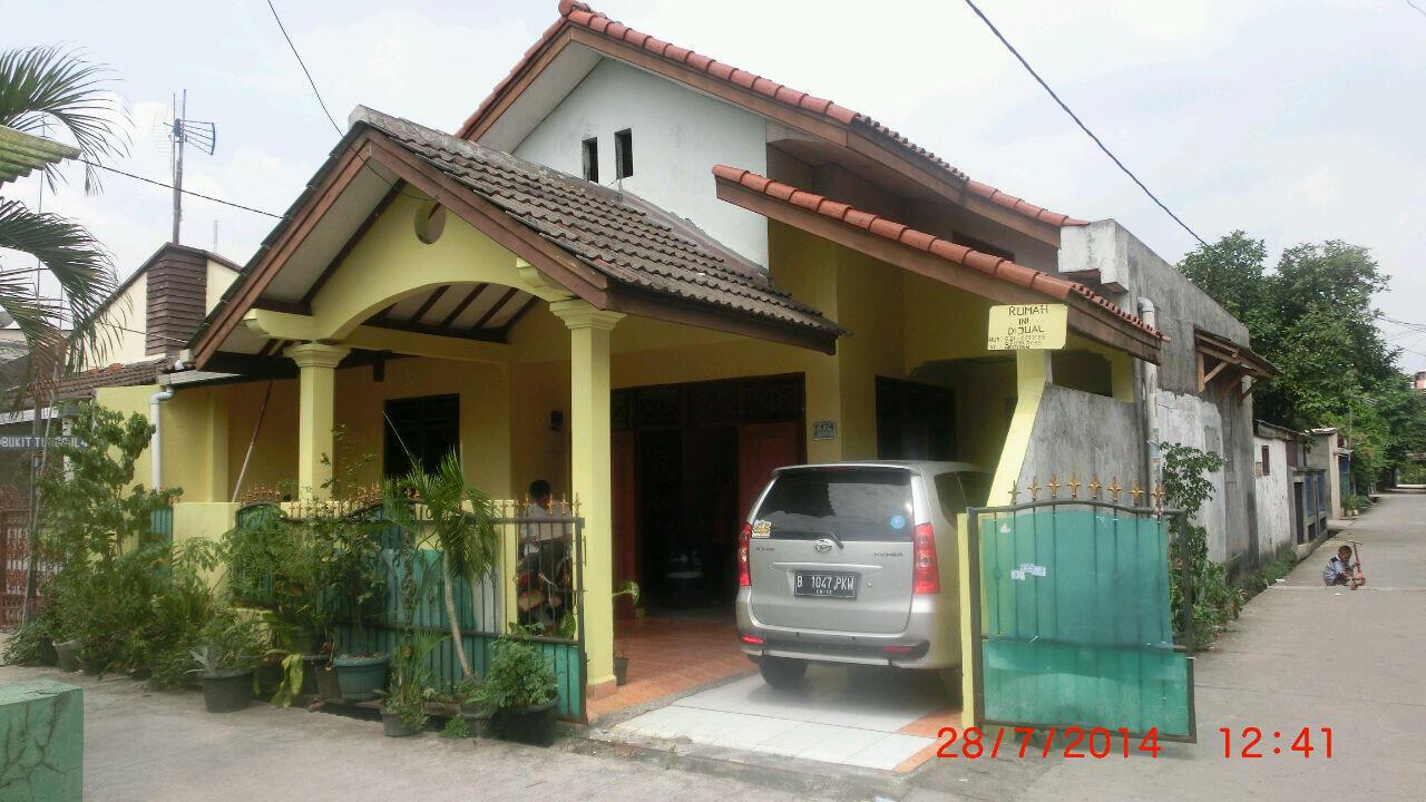 (JUAL) Rumah di Bekasi Selatan Cocok Untuk Investasi Maupun Tempat Tinggal
