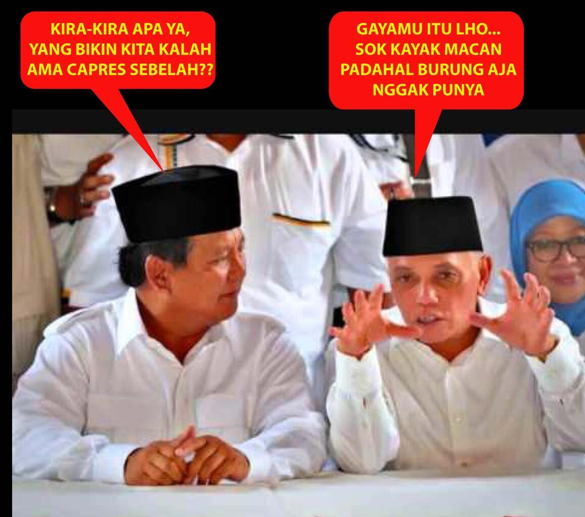 Kumpulan MEME Ngakak Kekelahan Prabowo Page 28 KASKUS