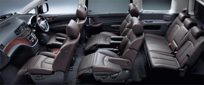 All Nissan X-Trail, Nissan Teana, Nissan Elgrand, Nissan Navara BUNGA 0 %