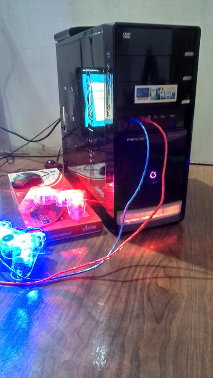 SUPER GAMER 15 VGA DIRECTX QQ SUPERHEMAT