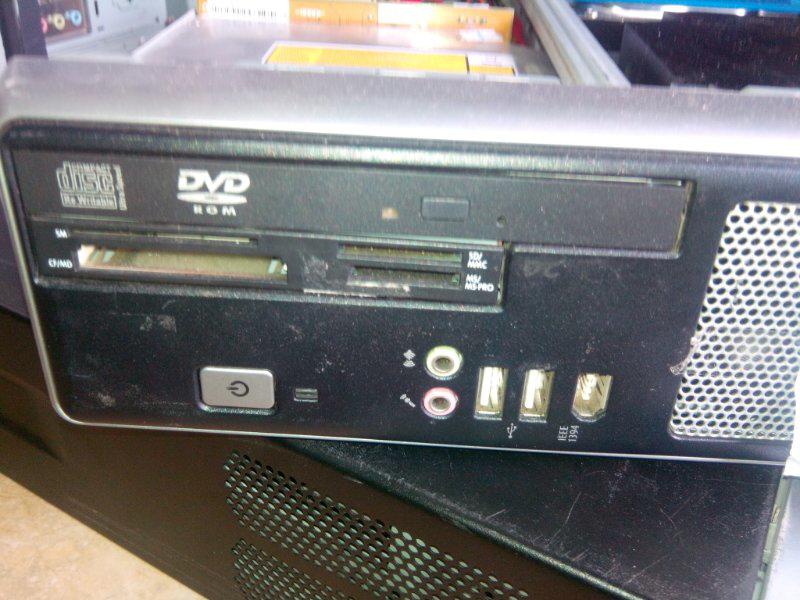 PAKET PC CASING MINI CORE 2 DUO INTEL DESKTOP