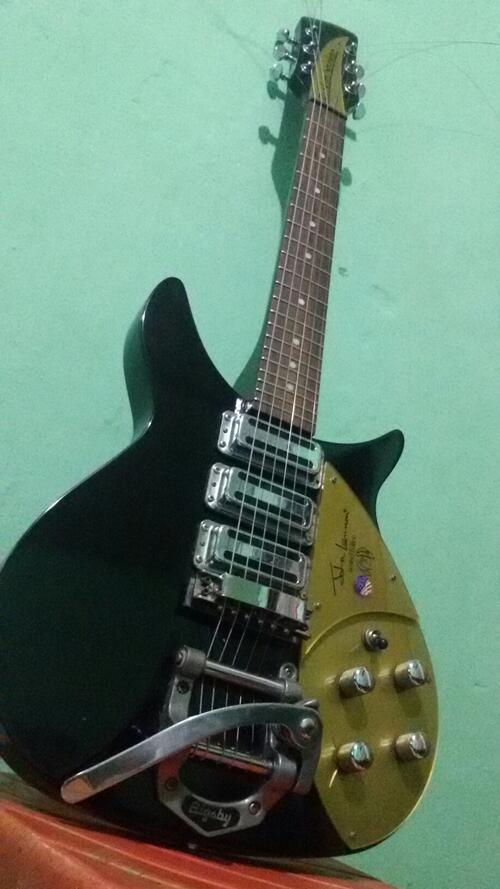 Gitar Rickenbacker 325