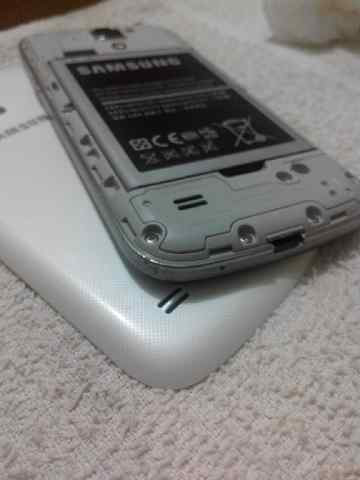 sell samsung S4 MINI GT 9190 putih segel SEIN BU intip gan