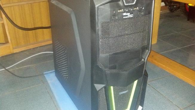 PC Gaming Phenom, HDSK 250GB Full Games Bandung