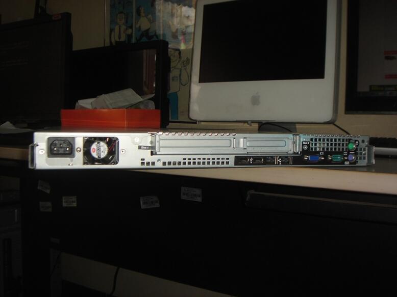 Server IBM X306M 1U murah ajah