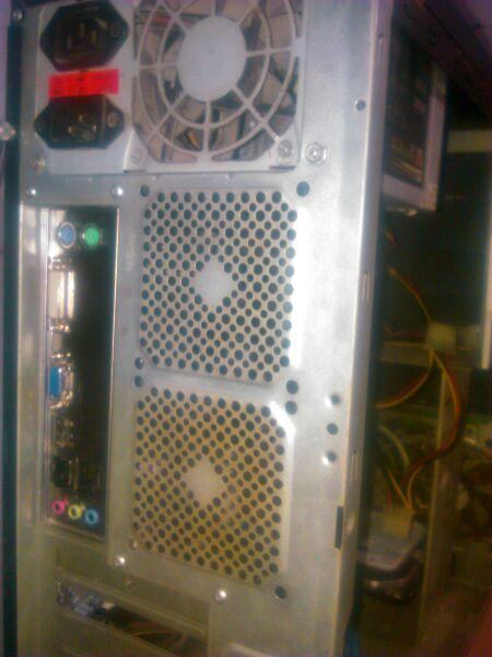 Cpu Intel Ivybridge G2030 3ghz, Ram VGEN 4gb, HD Seagate 250gb, 450w