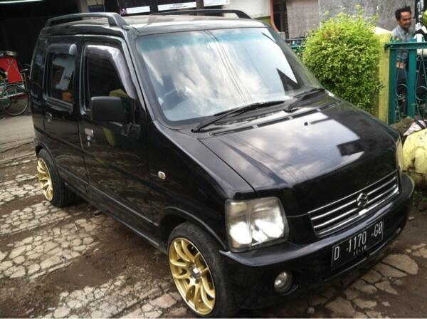 wts karimun GX 2003 bandung murah!!!!