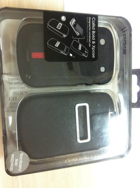 Capdase Blackberry Bold 9900/9930
