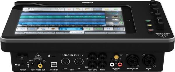 BEHRINGER iSTUDIO FOR iPAD