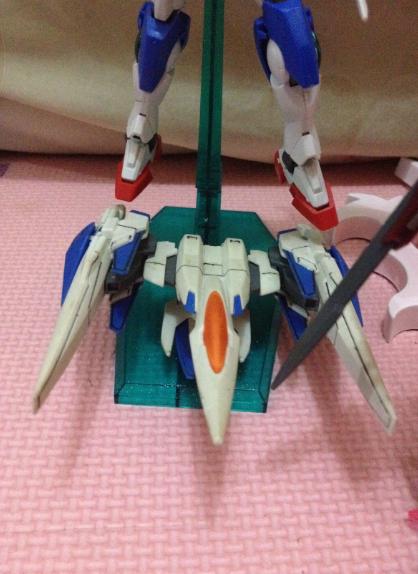 HG Gundam 00Q (Qanta) Bandai