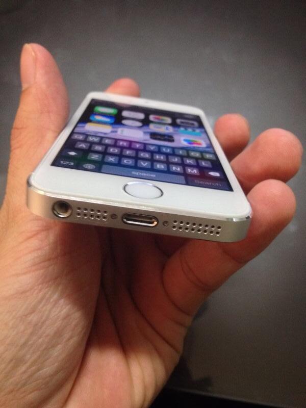 iPhone 5s 16Gb 2nd kondisi apa adanya