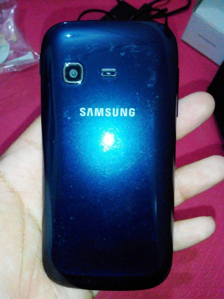 Samsung Galaxy Chat Second Bekasi