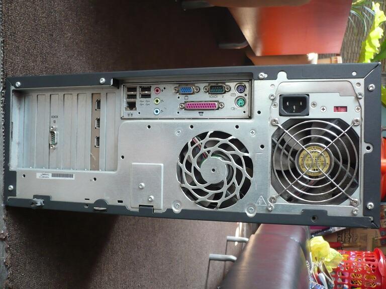 CPU Compaq Evo D510 CMT