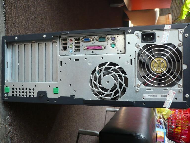 CPU HP Compaq dc7100