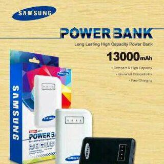 ELEKTRONIK AKSESORIES GADGET/SMARTPHONE WITH @SAMSUNG POWERBANK_ POWER BANK 13000MAH