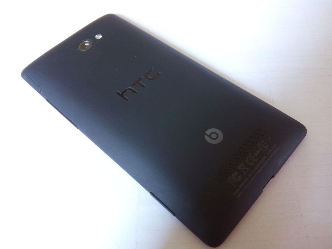 HTC 8x Windows 8.1 BBM Ready Semarang (pesaing Lumia 920)