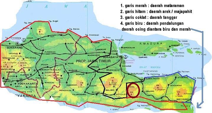 Ternyata Orang Jawa itu Juga berbeda-beda