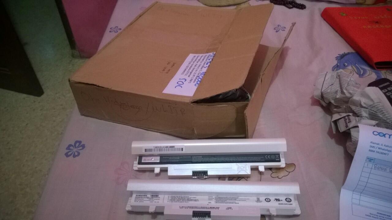Jual Baterai Laptop Hanya 300rb-an Acer, Dell, HP Compaq, IBM Lenovo, Toshiba, dll.