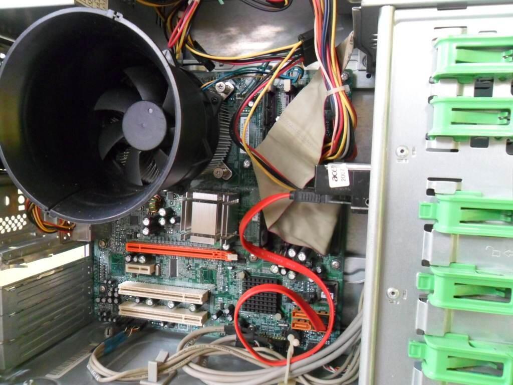 CPU ACER (BRANDED)